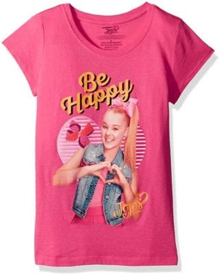 JoJo Siwa Be Happy Shirt
