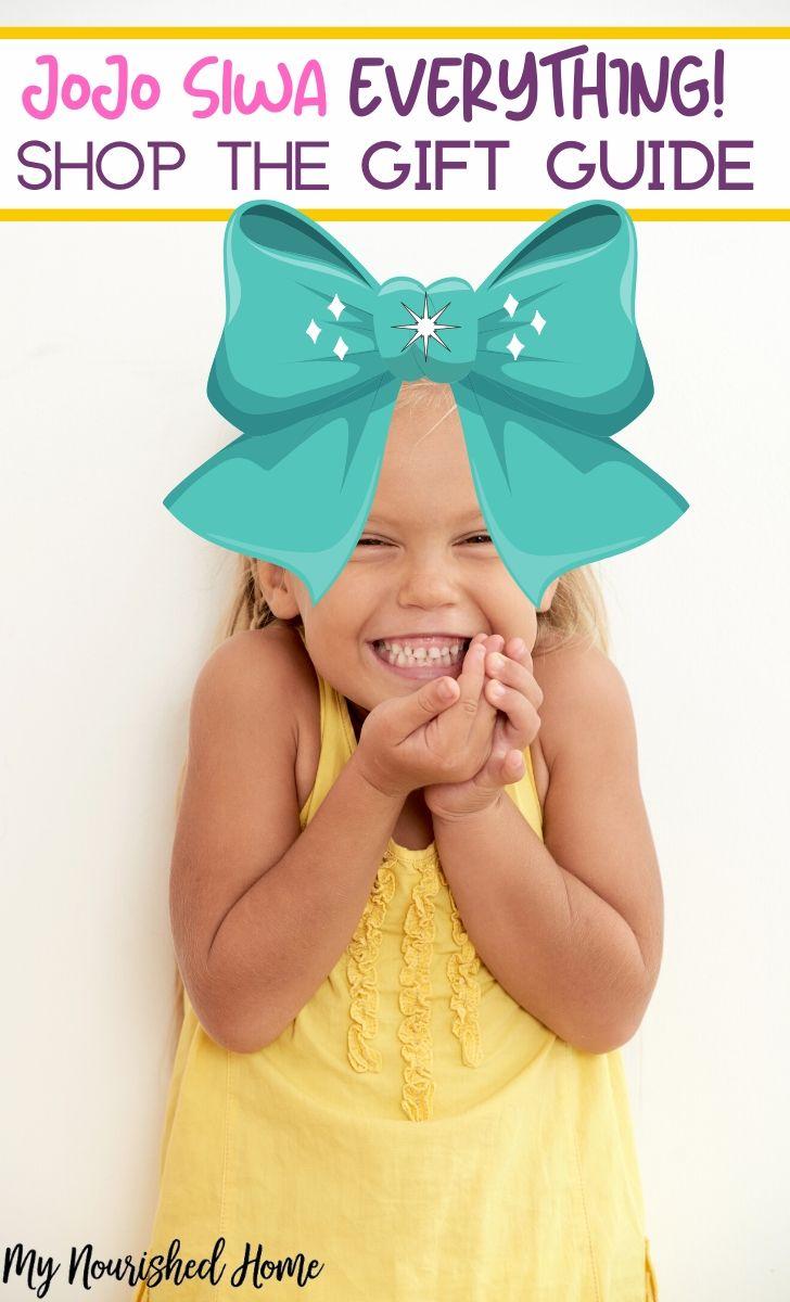 JoJo Siwa Gifts for Girls