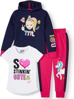 JoJo Siwa Hoodie and Leggings