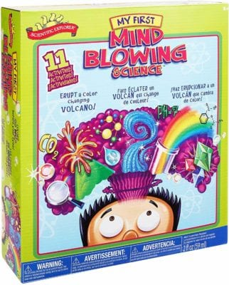 mind blowing science - gifts for kids