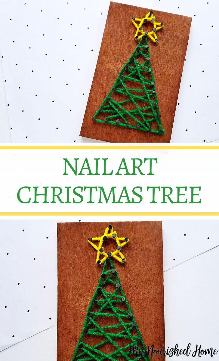 Christmas Tree Crafts for kids.