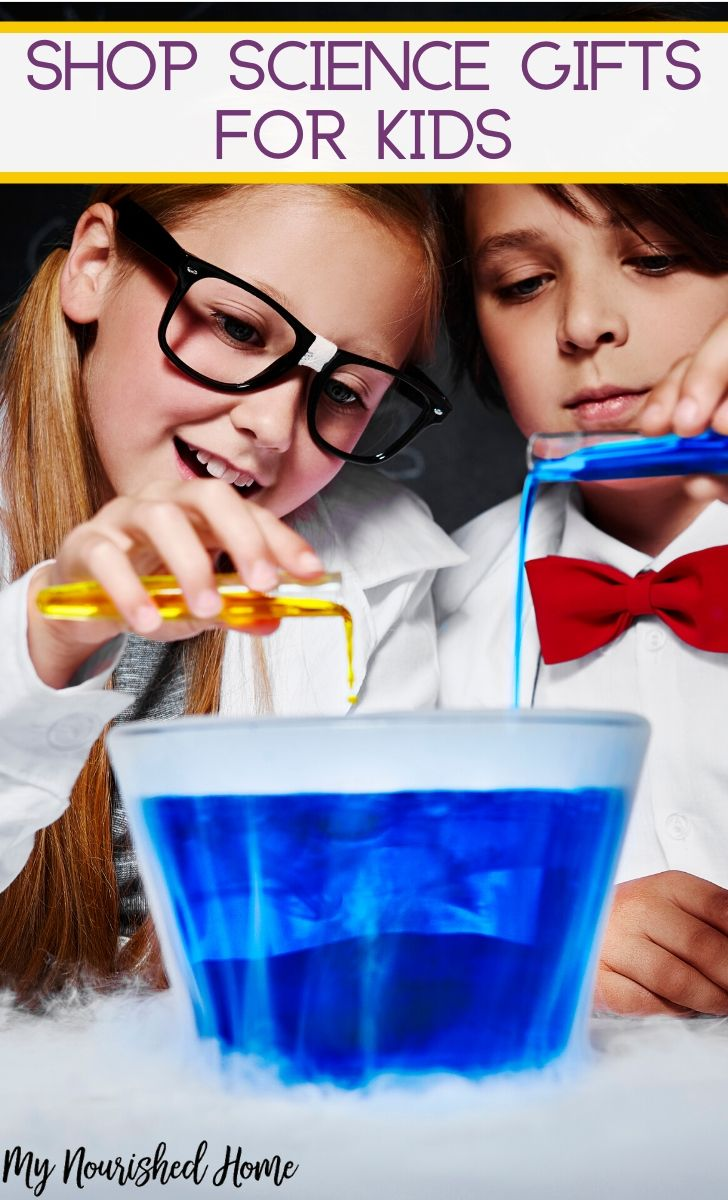 Science Gifts for Kids 2019