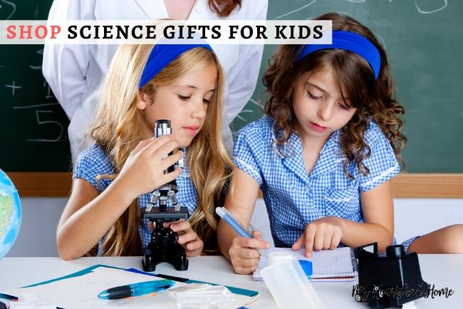 shop for science gift for kids of all ages