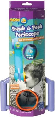 periscope toy - science for young kids