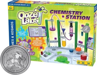 ooze labs chemistry station for kids